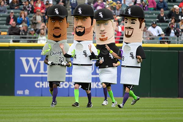 Chicago White Sox Racing Legends