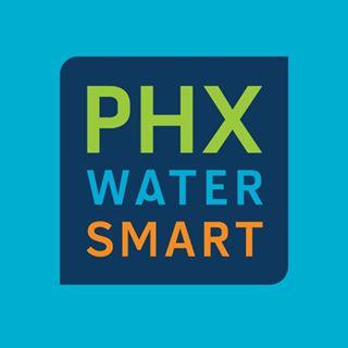 PHX Water and City Of Pheonix Logos