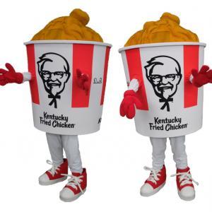 KFC Mascots