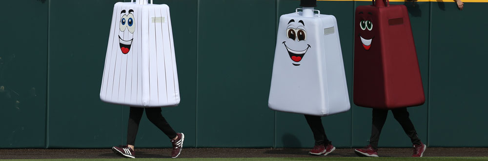 Missippippi State Mascot Racing Cowbells