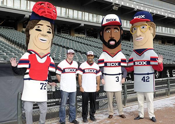 Sox Mascots