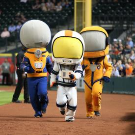 Houston Astro Space Racers