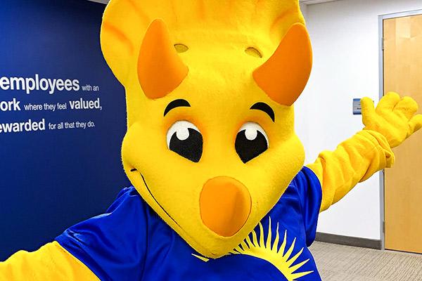 Truliant Federal Credit Union Truceritops Mascots