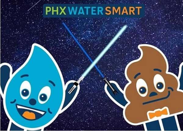 Pheonix Water Stickers