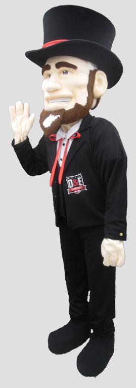 School mascot lincoln