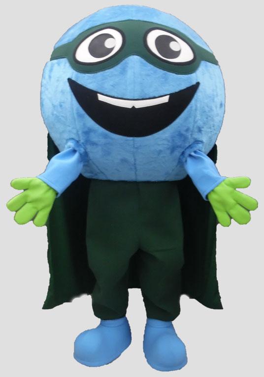 specialty mascot virus mascot