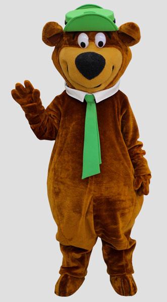 corporate mascot yogi bear