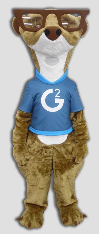 specialty mascot mongoose mascot