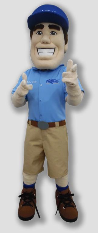 specialty mascot human mascot cruise mascot