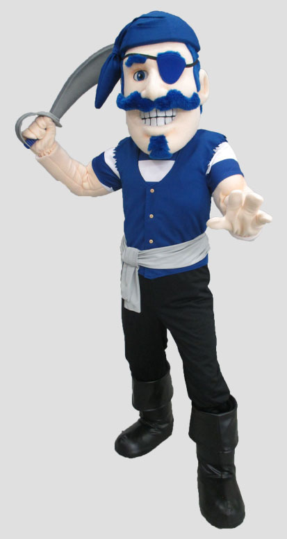 School mascot pirate