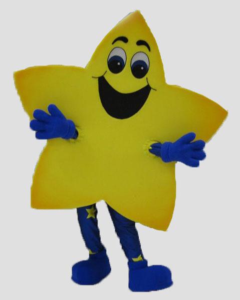 School mascot star