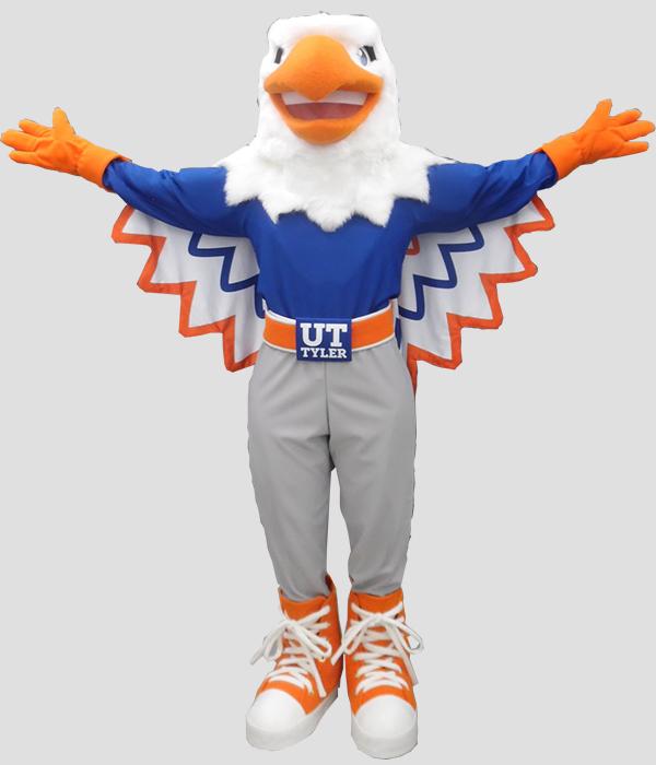 school mascot eagle mascot