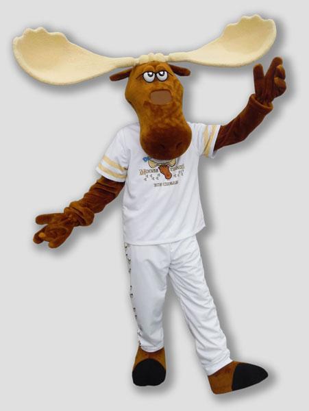specialty mascot moose