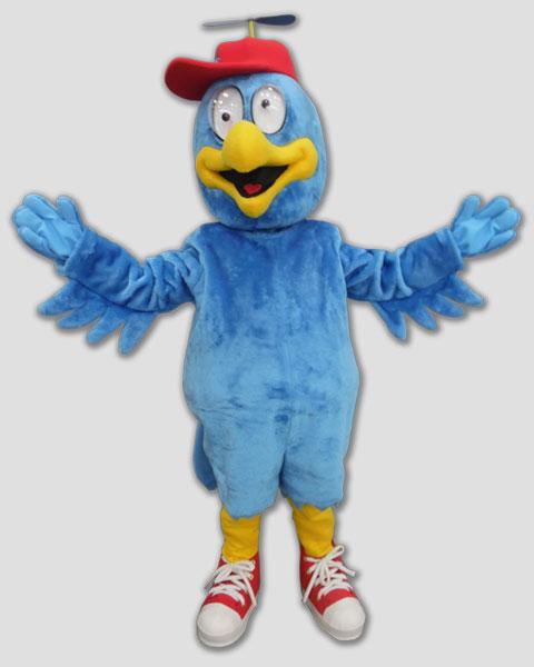sports mascot whirlybird
