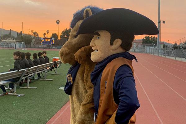 Rowland High School Mascots