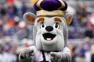 Duke Dog College Mascot