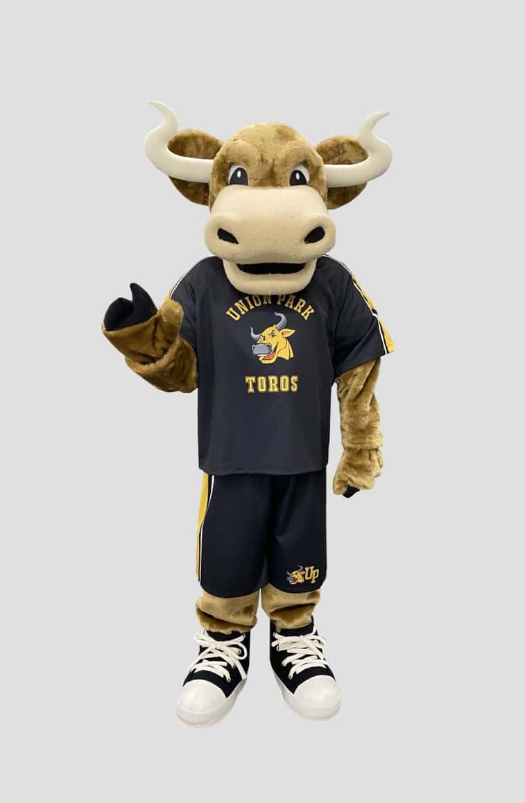 toro mascot costume